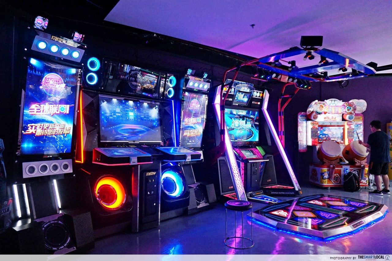 Arcade Planet Is Suntec City's New Hidden Arcade With 40 Claw Machines,  Pikachu Pinball & Games From $1