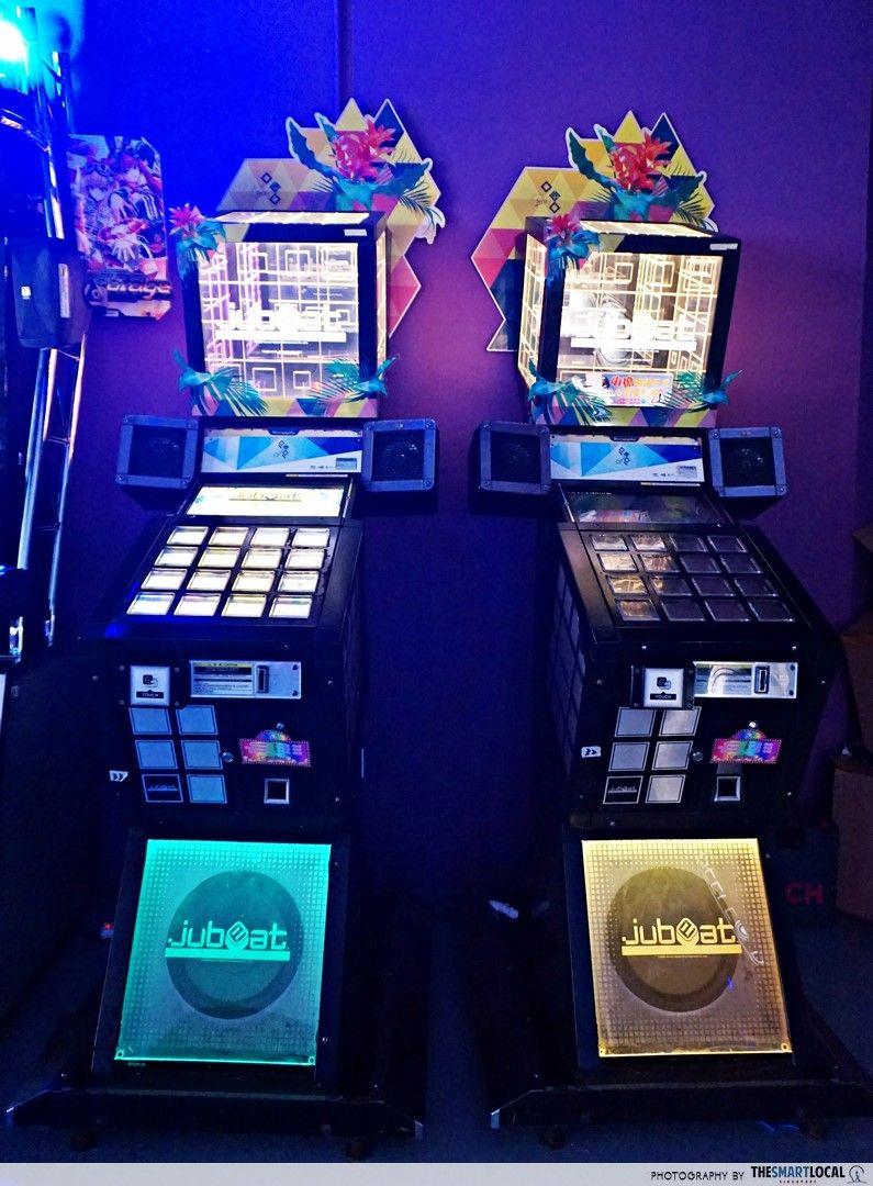 Arcade Planet Jubeat