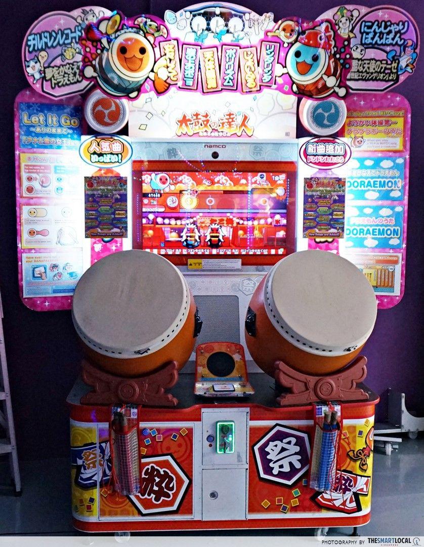 Arcade Planet Taiko Drum Master