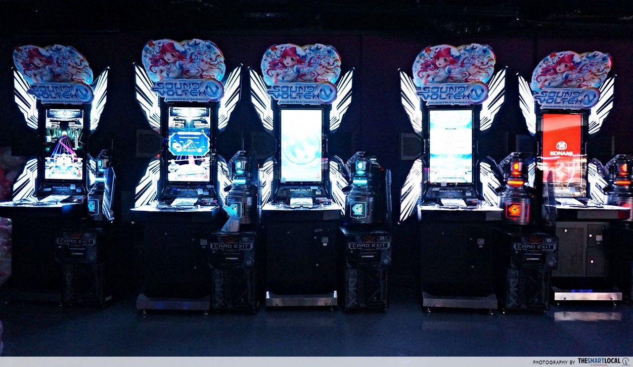 Arcade Planet Sound Voltex