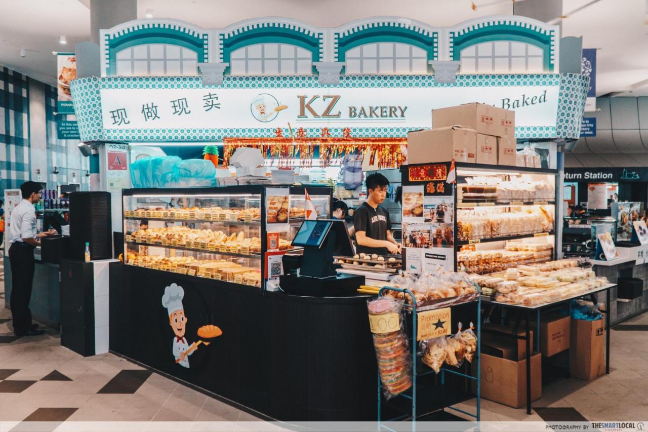 kz bakery kampung admiralty
