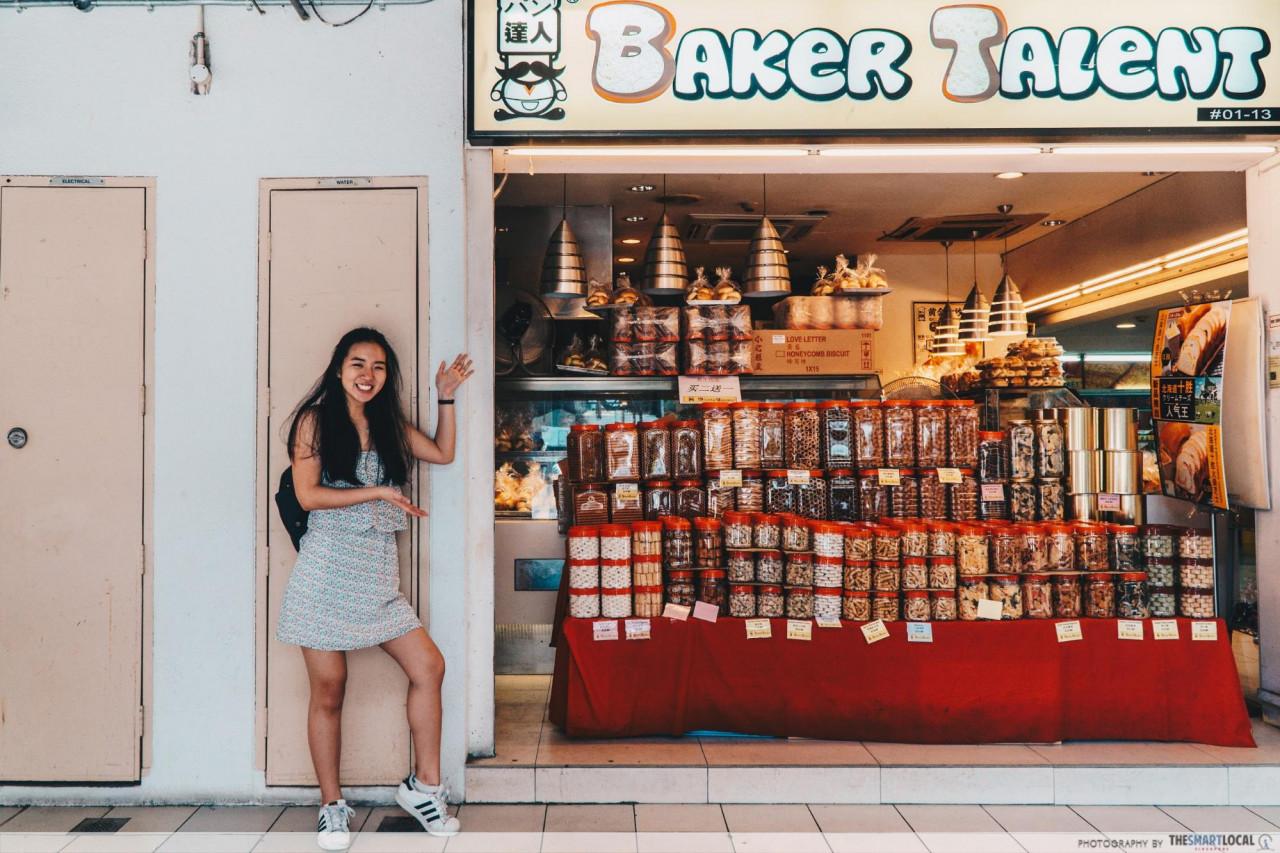 baker talent bakery cny snacks snack woodlands admiralty