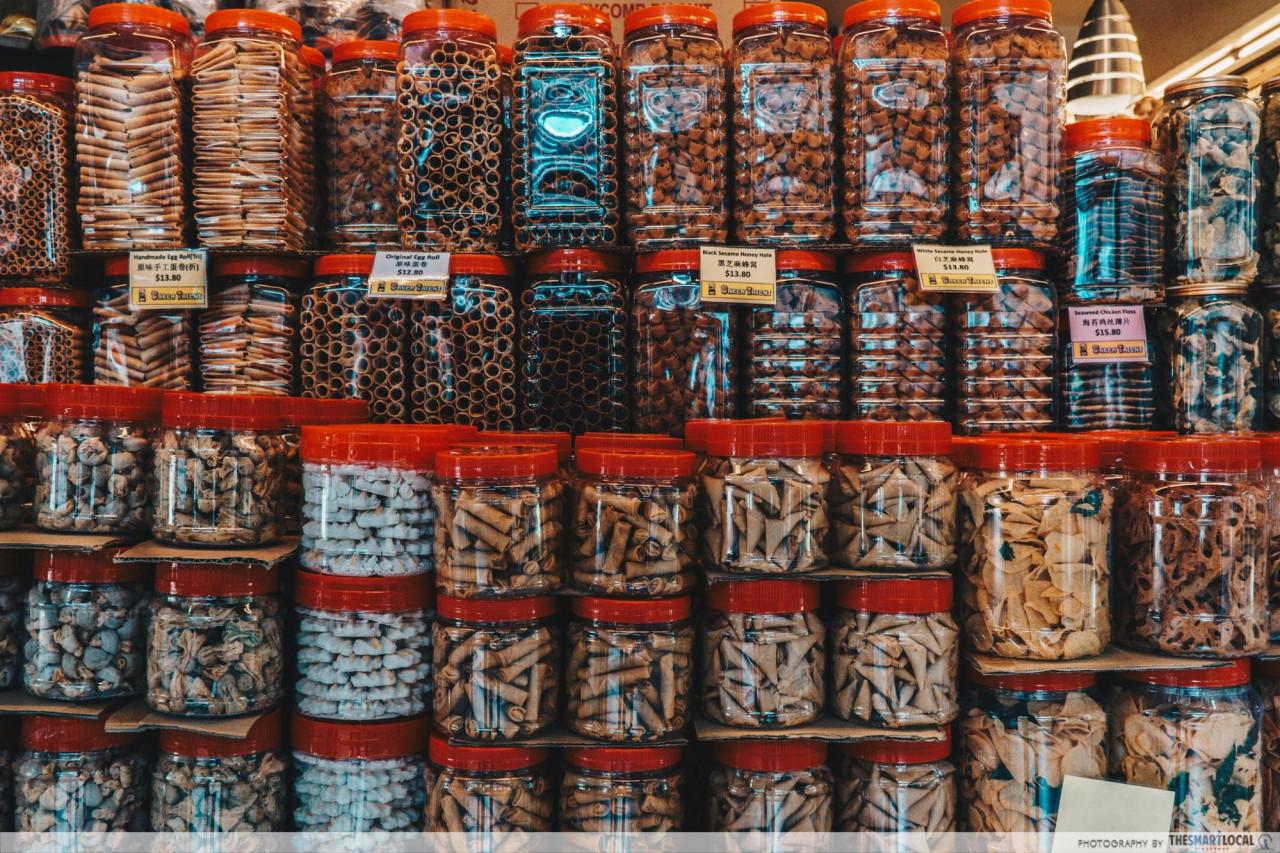 baker talent woodlands cny snacks