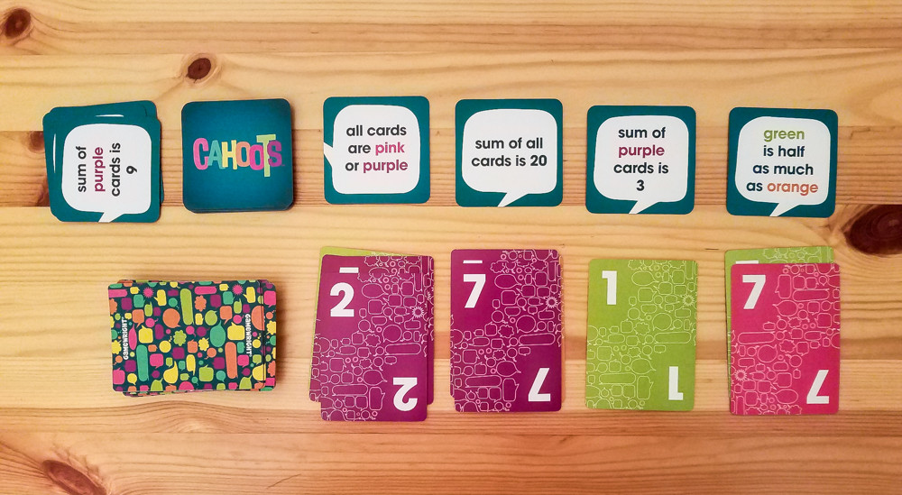 cahoots card game how to play