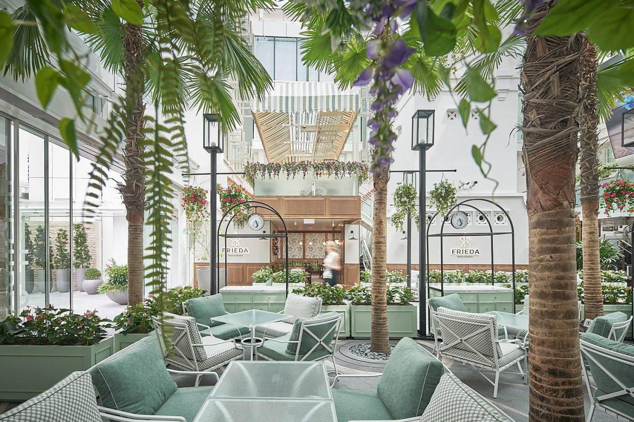 frieda restaurant kempinski hotel