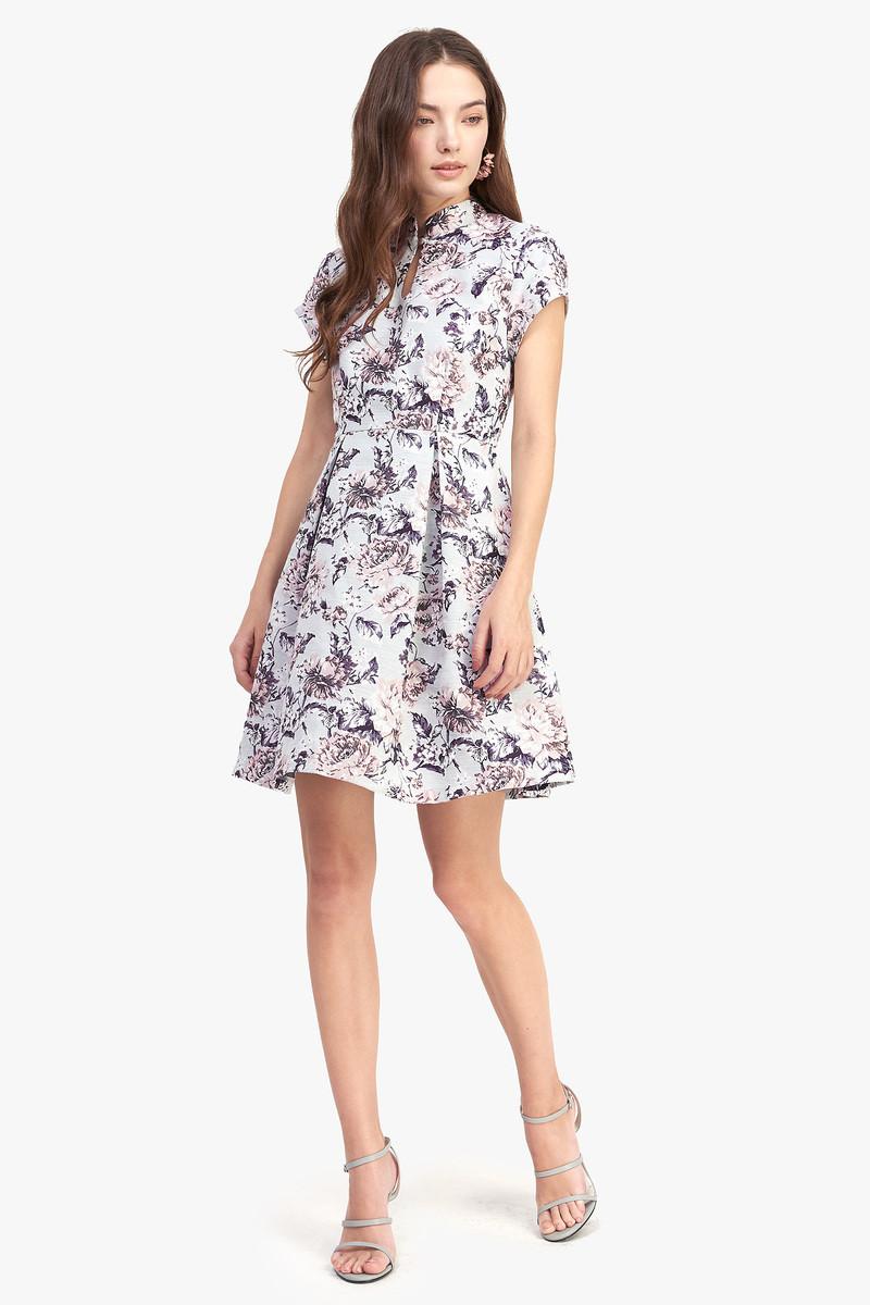 dating girl singapore batik dress flowy