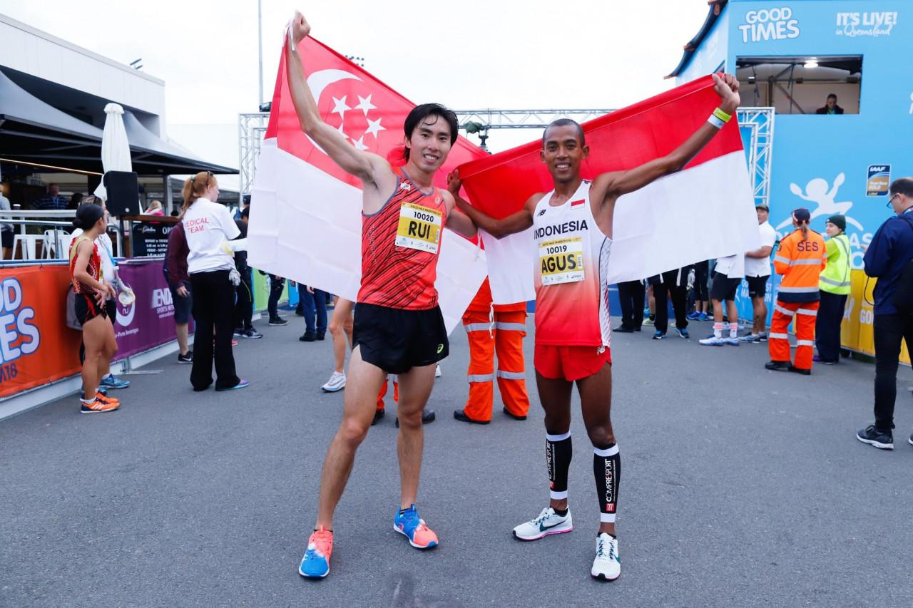 soh rui yong representing singapore australia