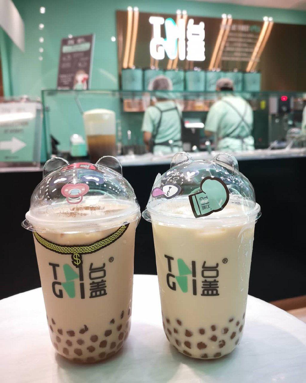 2-for- Beary Cute Milk Tea from Tai Gai