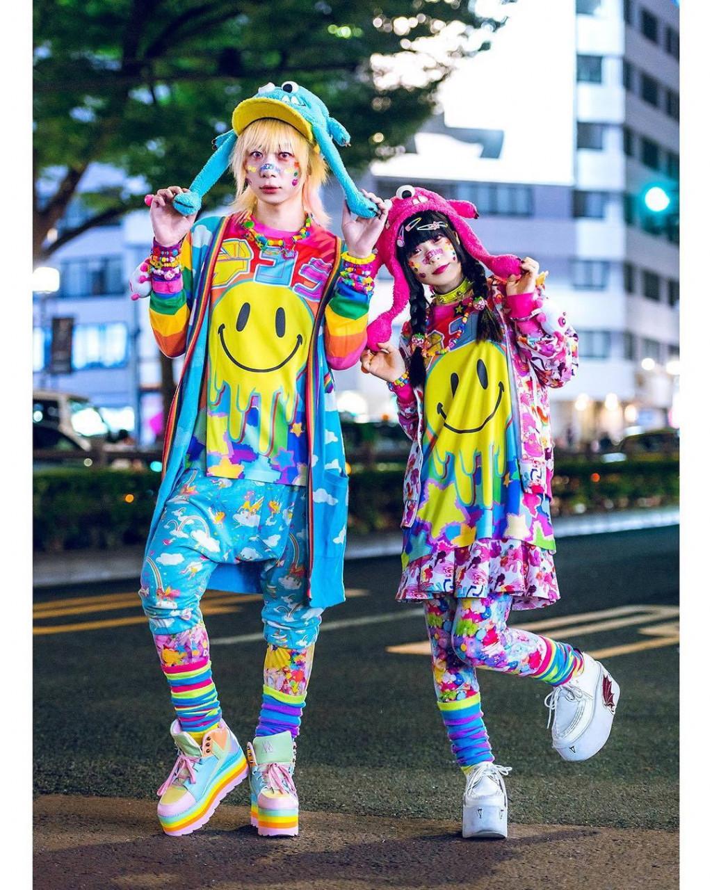 harajuku fashion walk singapore