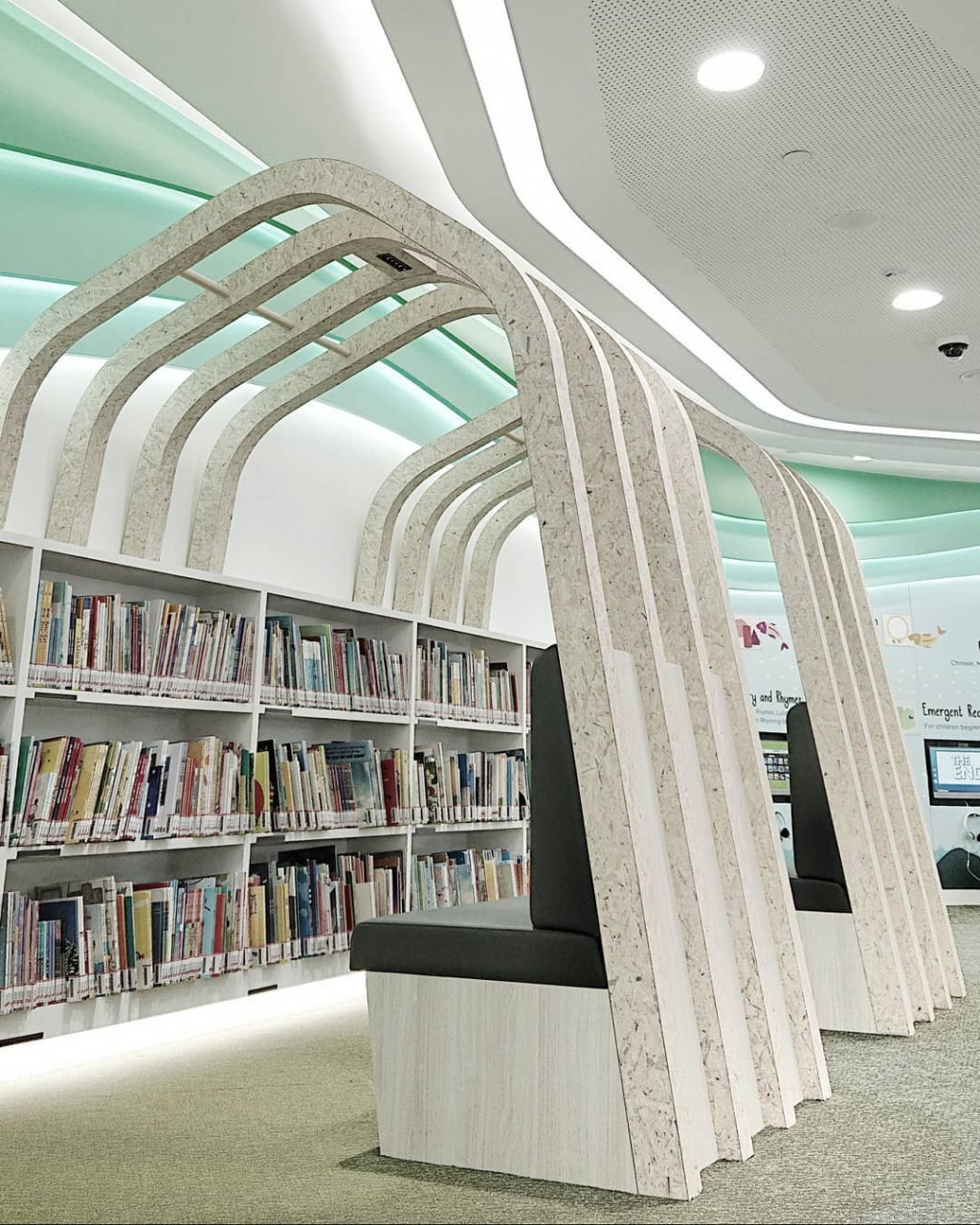harbourfront library