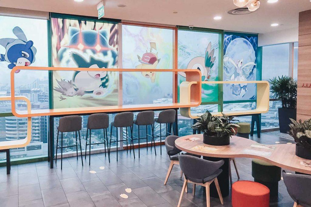 pokemon cafe singapore