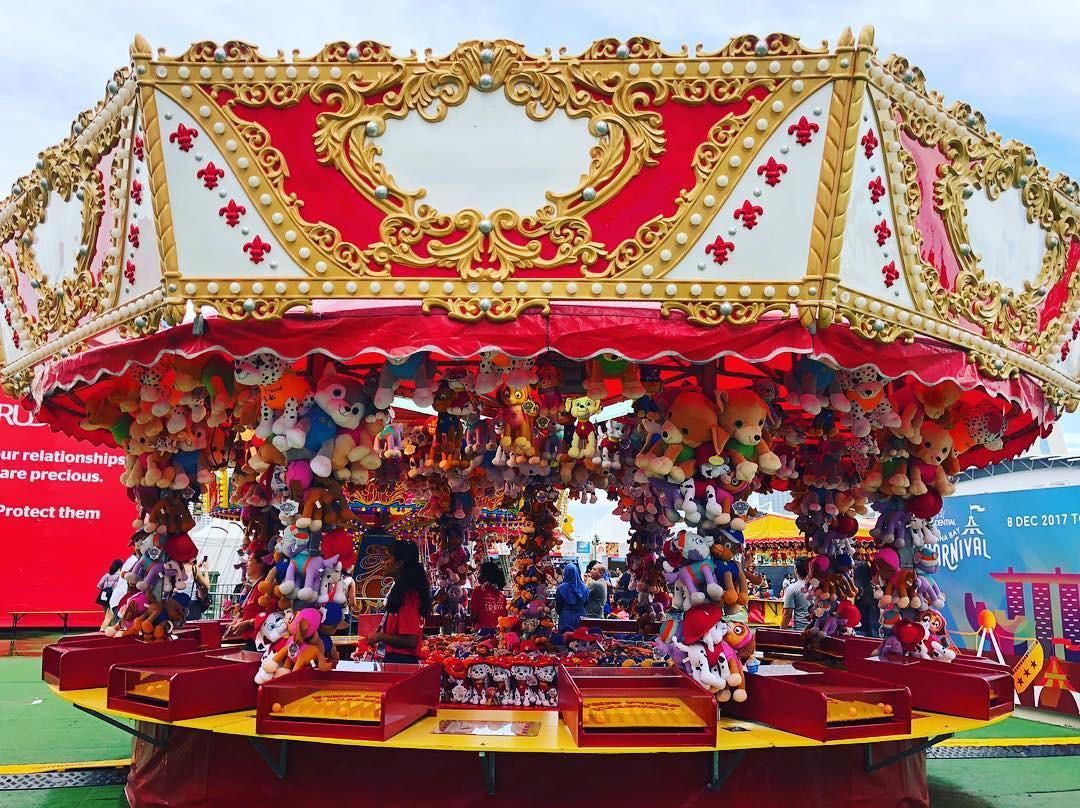 uncle ringo kindness carnival