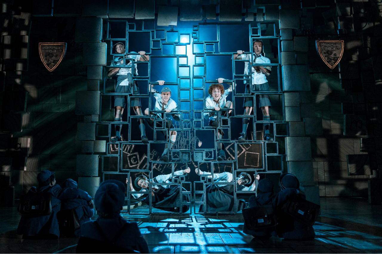 matilda the musical singapore 2019