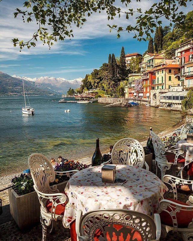 milan lake como summer vacation europe holiday
