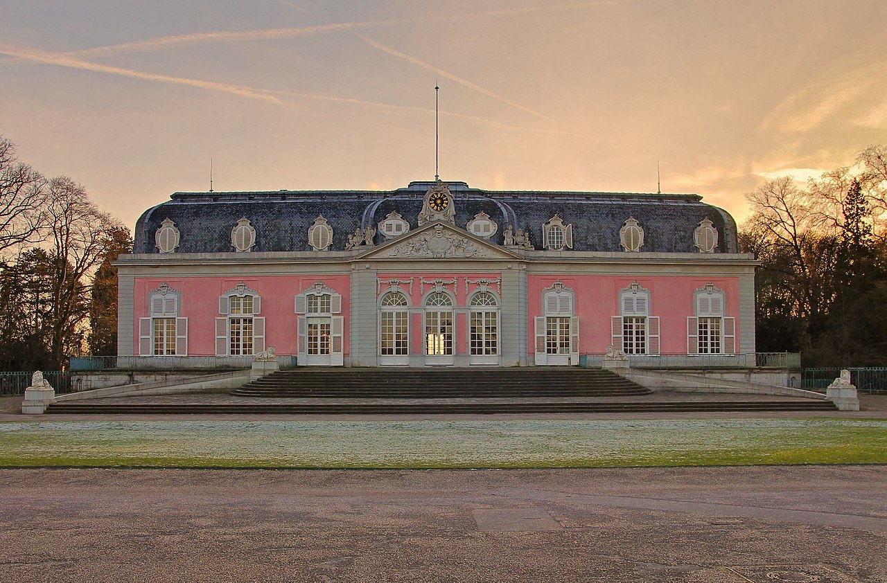 dusseldorf palace schloss benrath