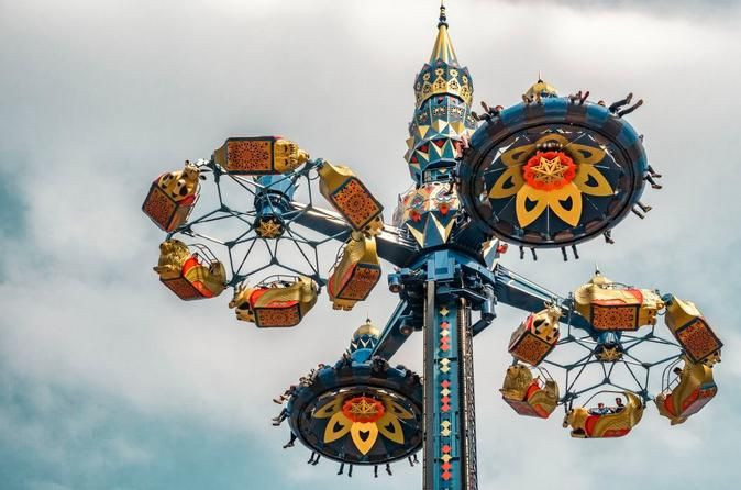 fatamorgana tower ride denmark