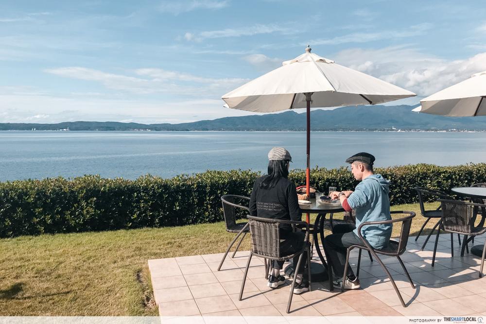 things to do in Sado Island - Shimafumi Cafe