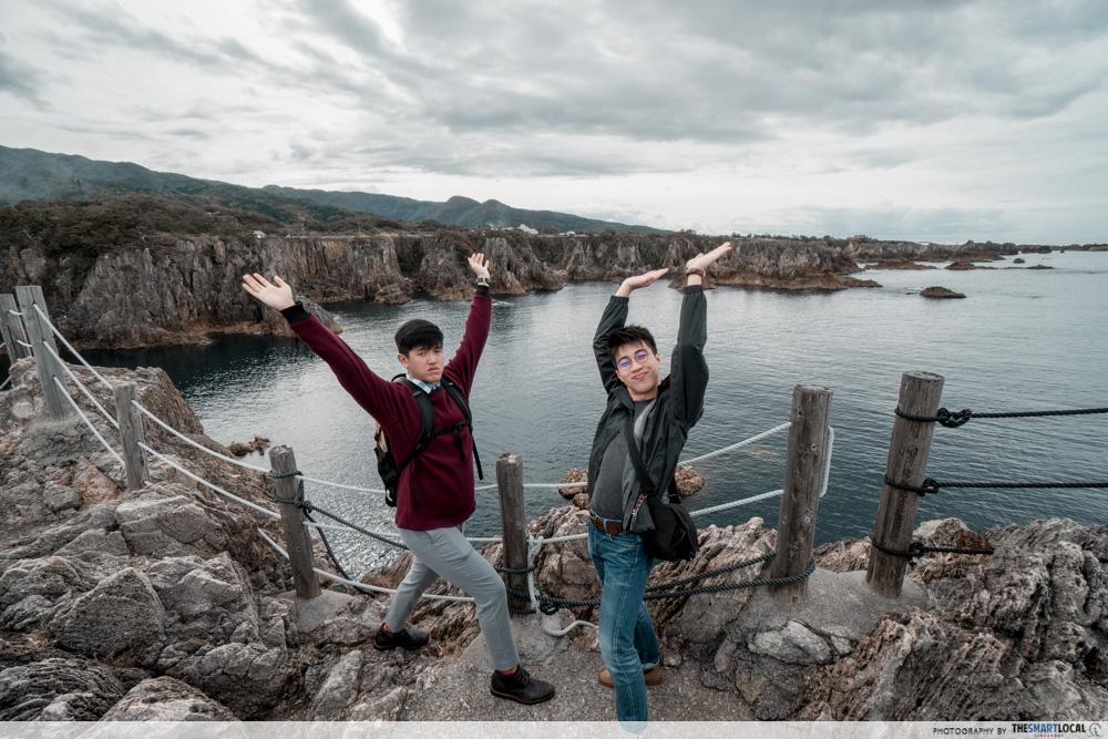 things to do in Sado Island - Senkakuwan Bay