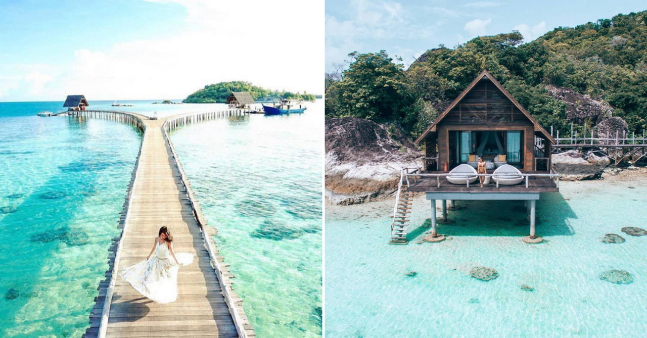 indonesian private islands