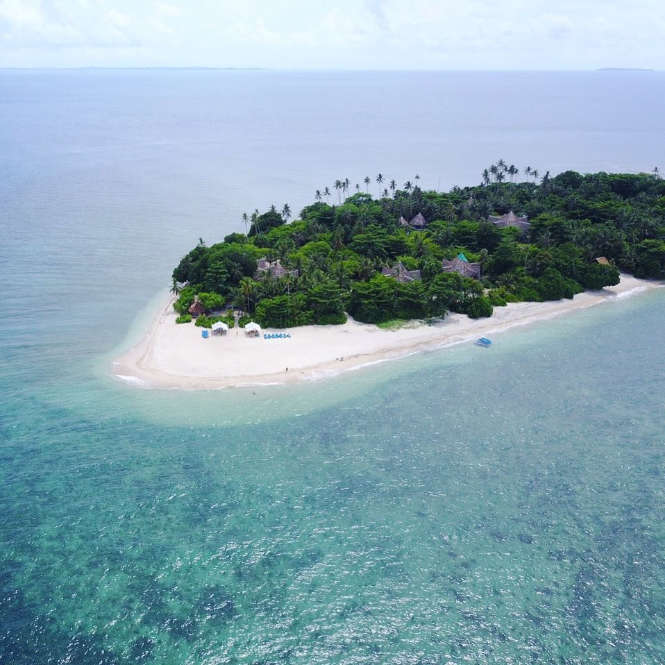 joyo private island