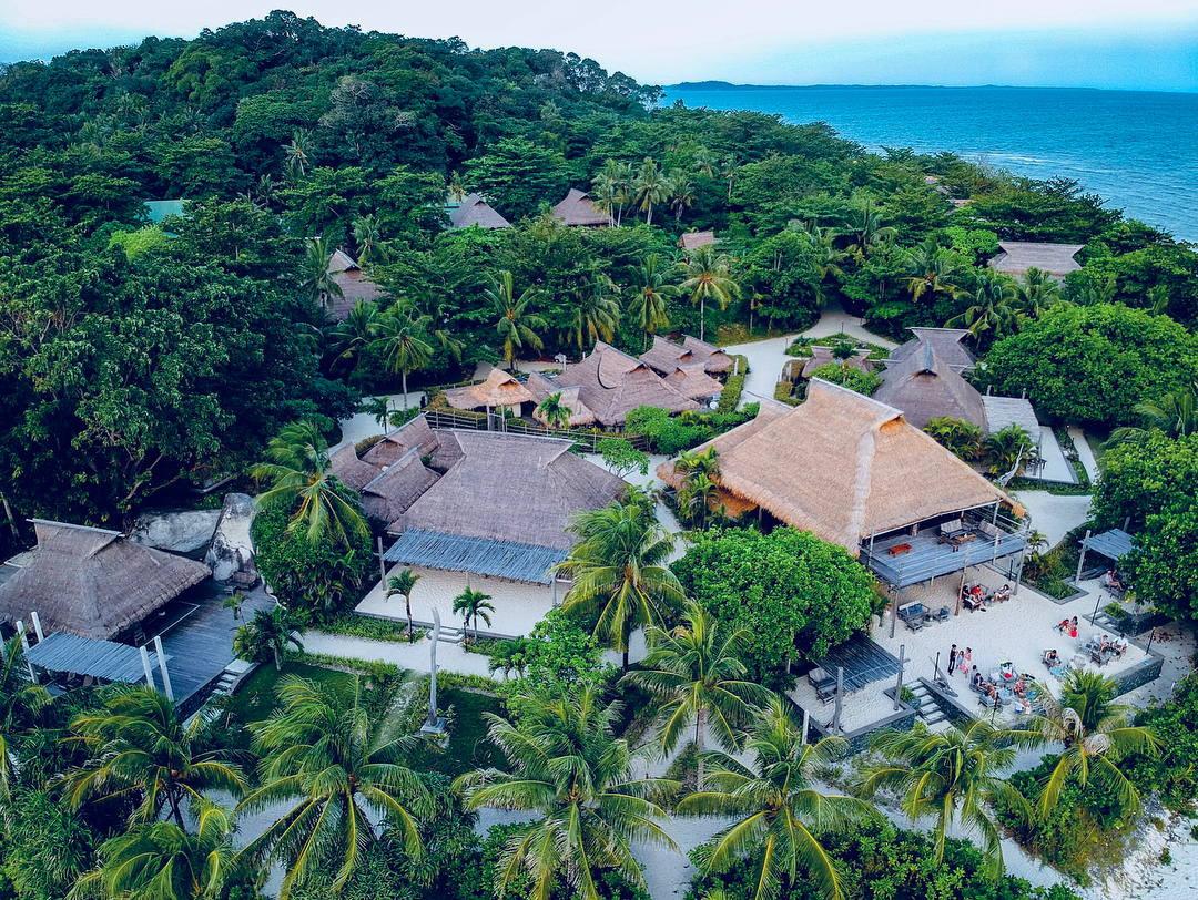 nikoi private island