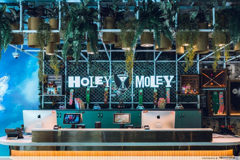 holey moley singapore