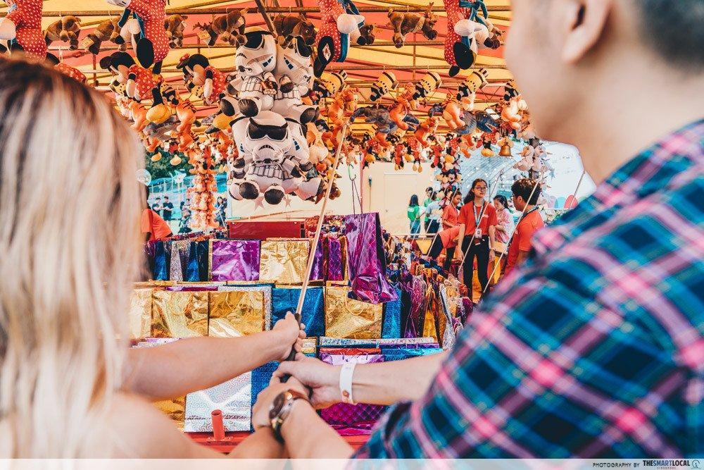 marina bay carnival singapore 2019 games