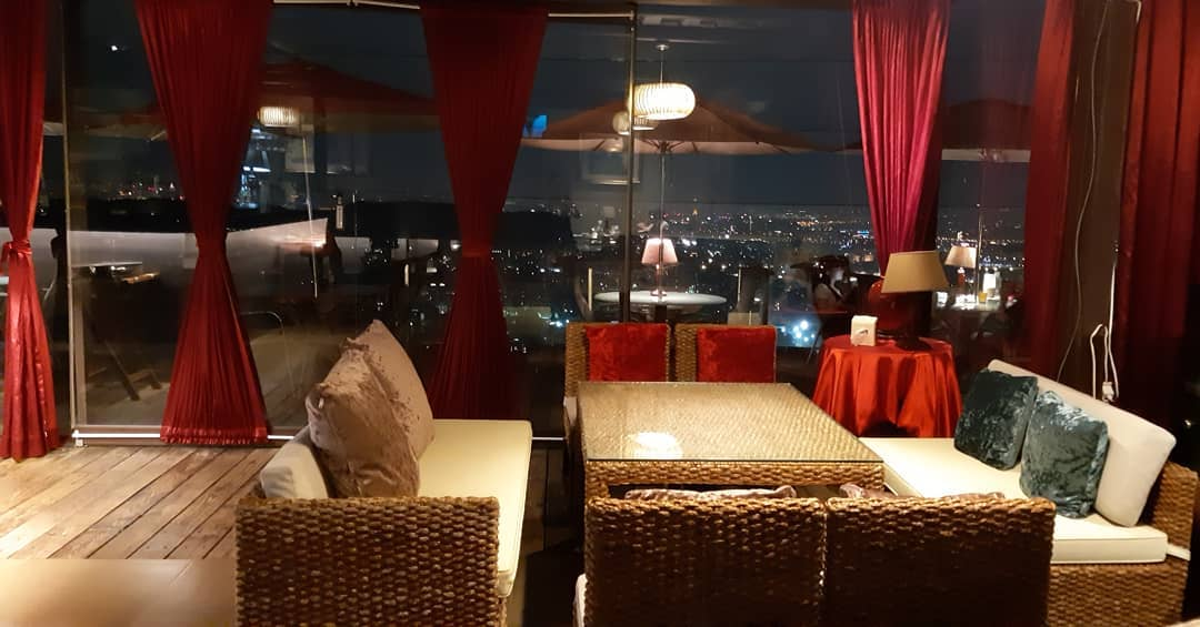 Restaurants in Taipei with unobstructed views - Zest35