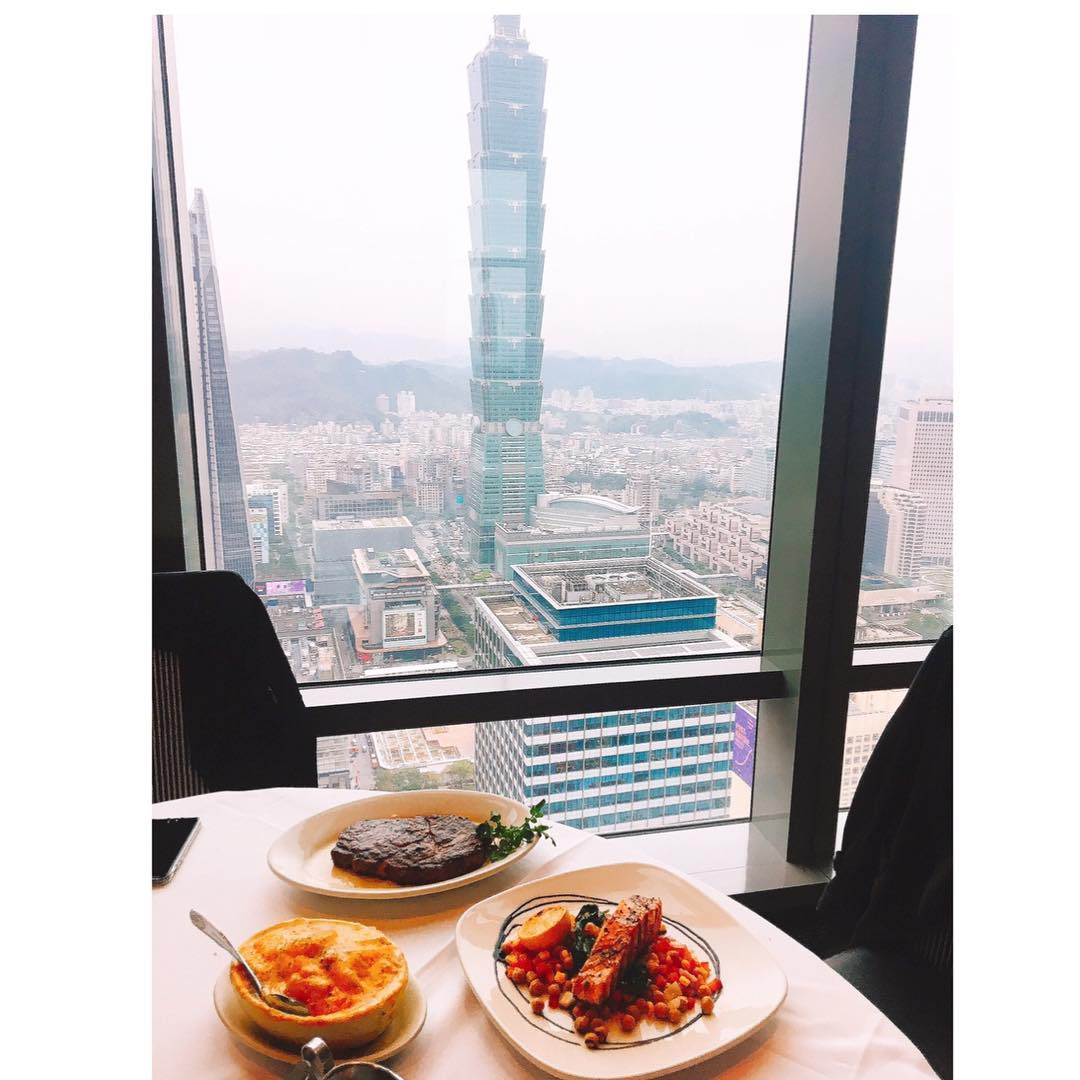 Restaurants in Taipei with unobstructed views - Morton's the Steakhouse