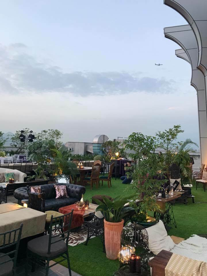 Restaurants in Taipei with unobstructed views - Lazy Point Restaurant and Bar