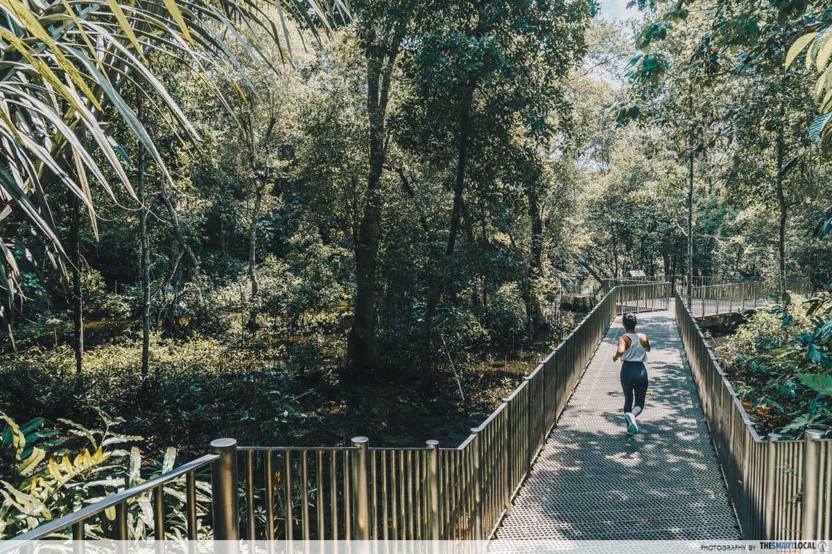 admiralty park run