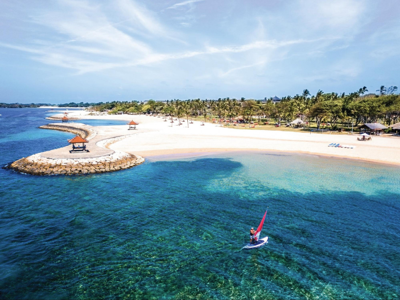 The Island Exchange - win a trip to Club Med Bali