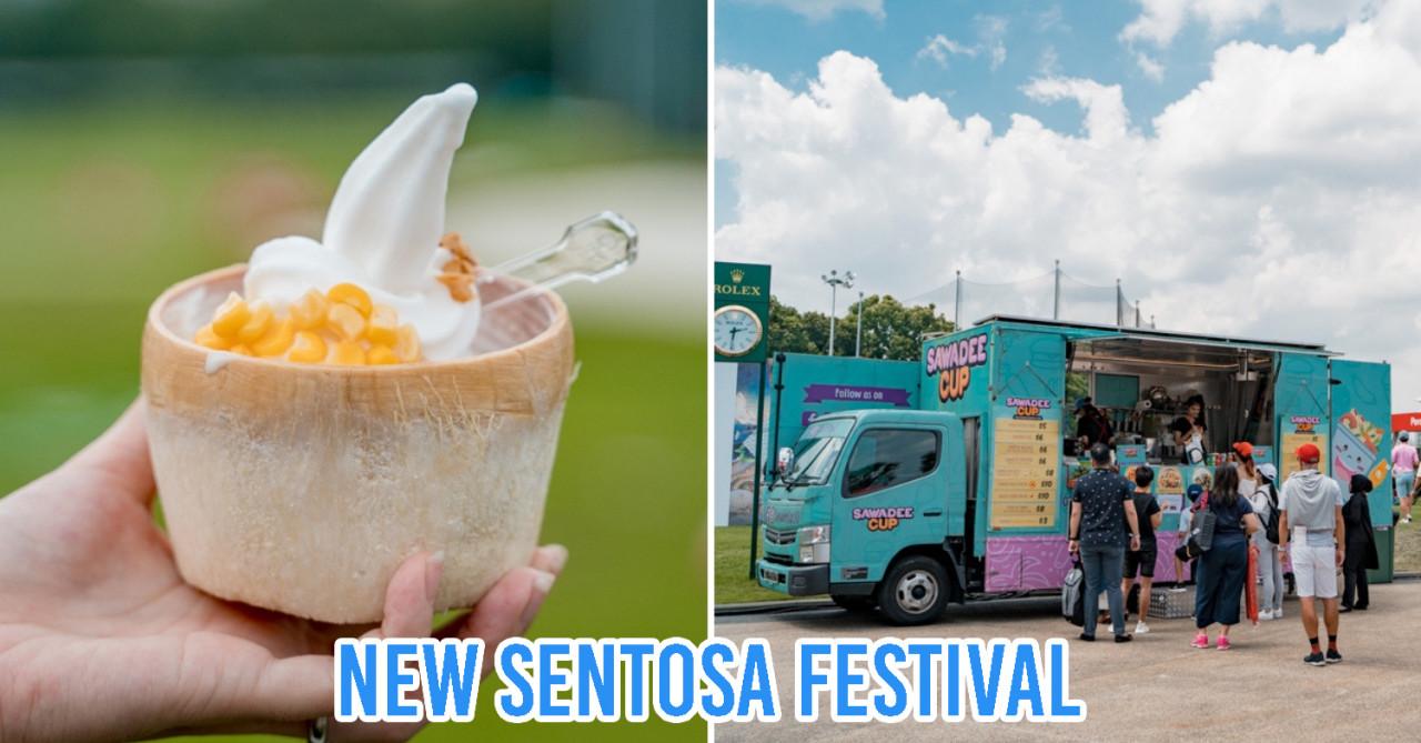 The Island Exchange - new festival in Sentosa