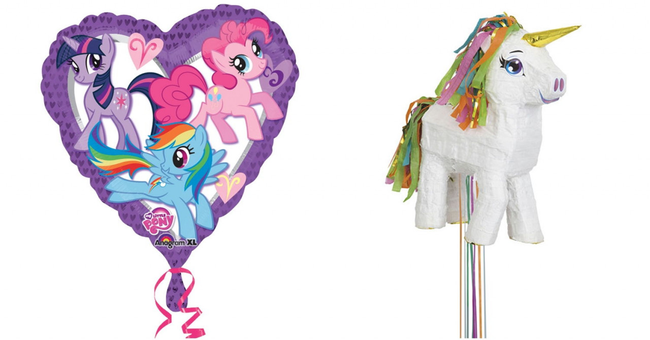 my little pony the party stuff sale decorations