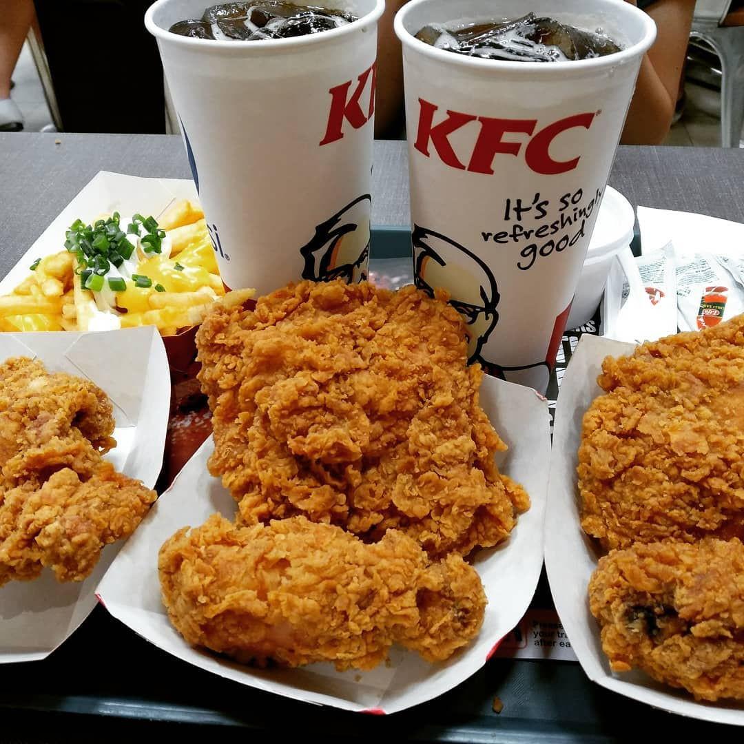 kfc chicken meal