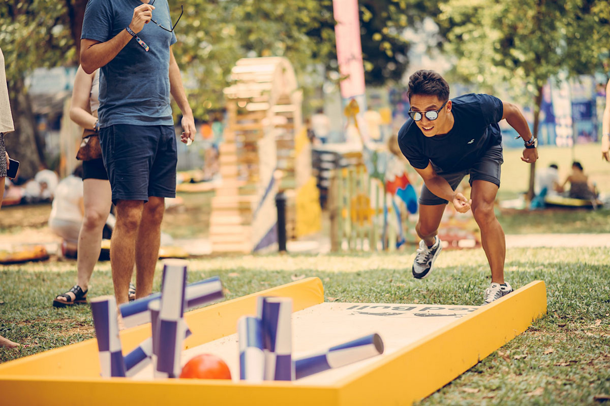 games garden beats festival picnic things to do march 2019