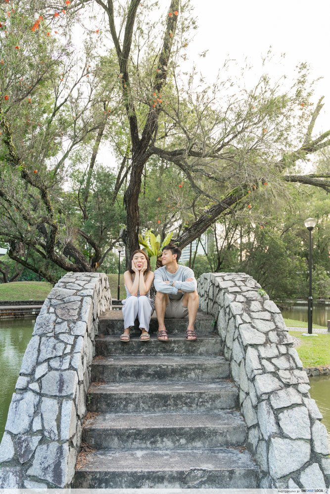 Picnic spots in Singapore - Toa Payoh Park