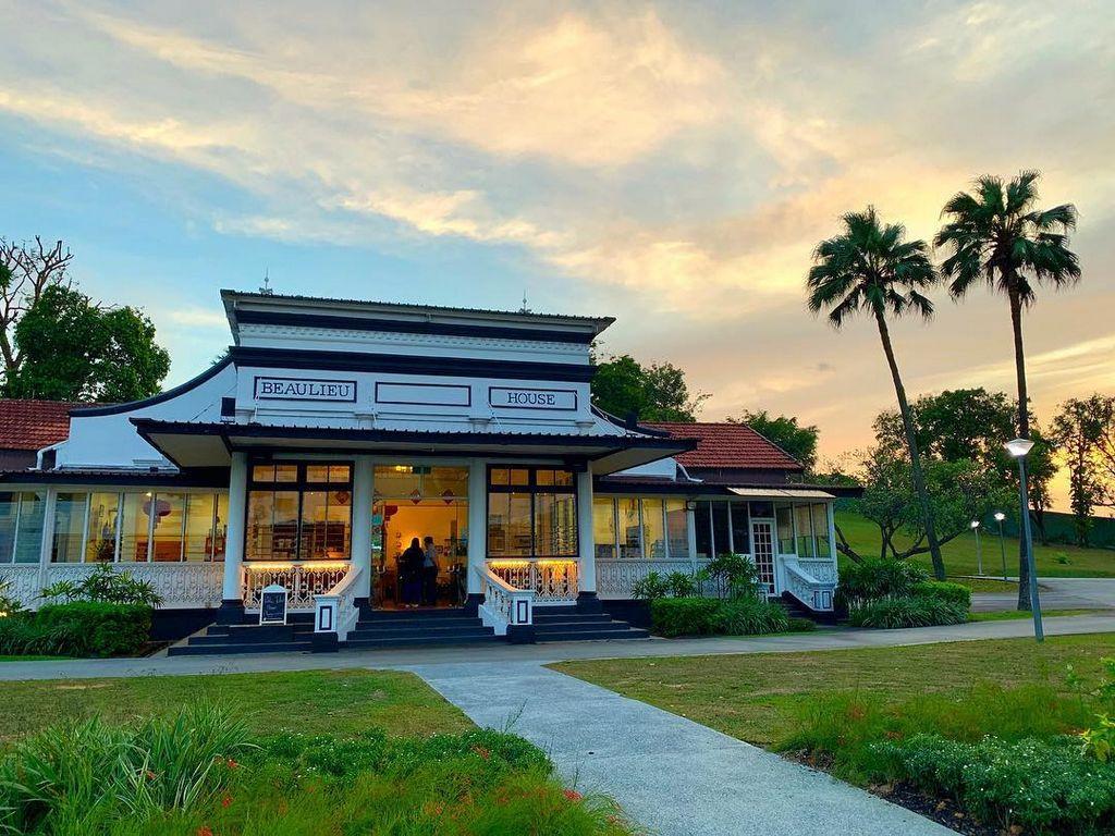 beaulieu house sembawang park seafood restaurant north