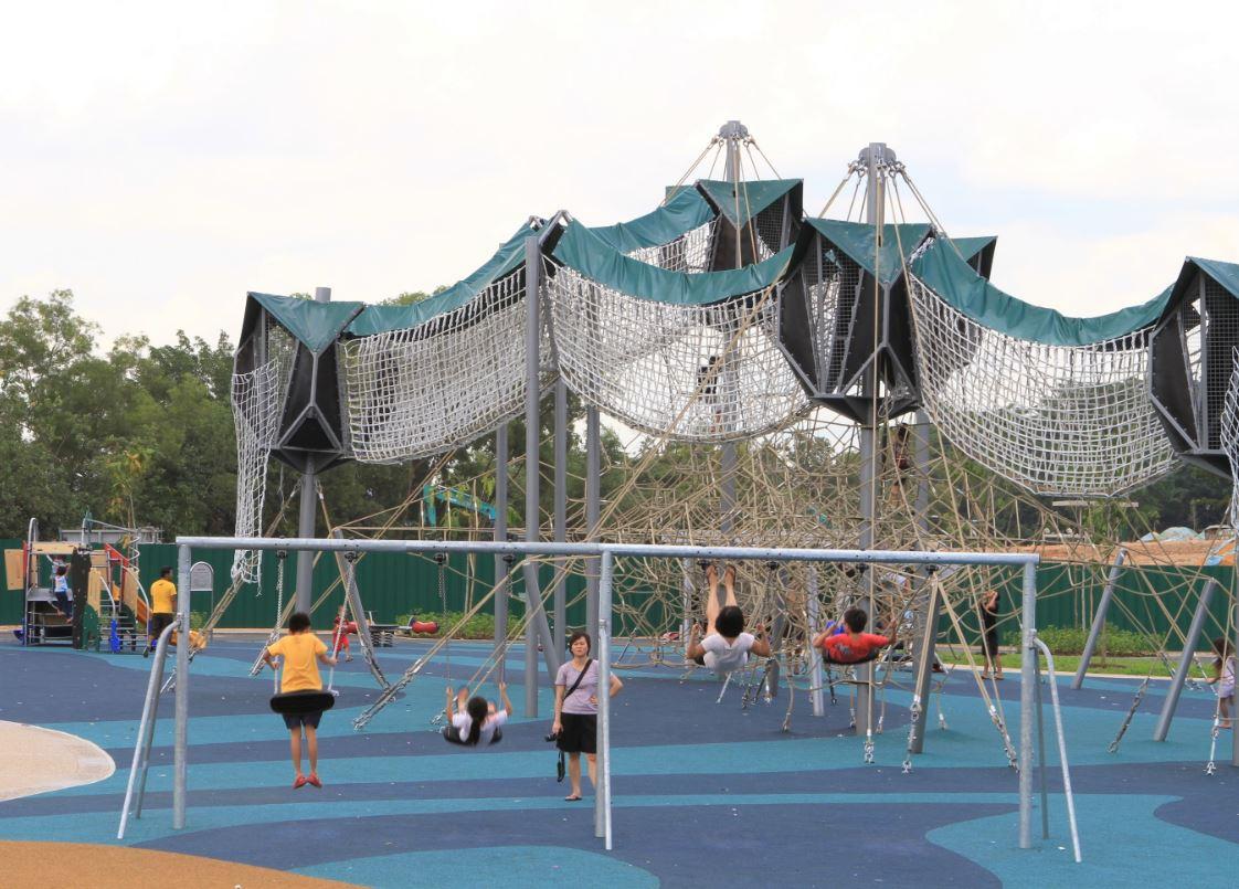 woodlands waterfront jetty playground
