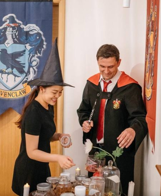 Harry Potter activities - Hogwarts feast in Singapore