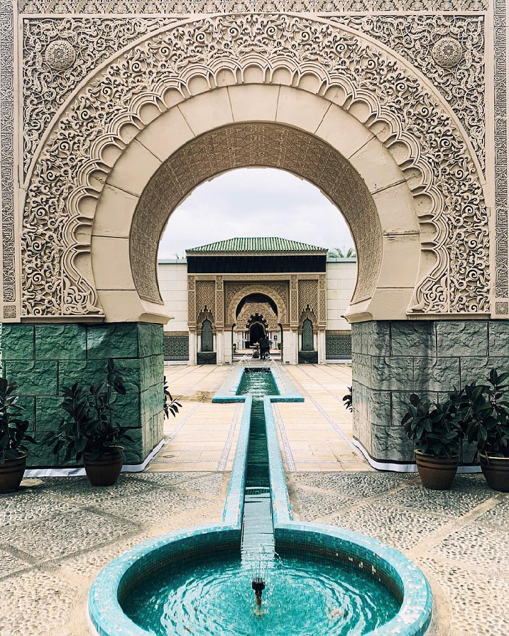 astaka morocco instagrammable kuala lumpur moroccan pavilion