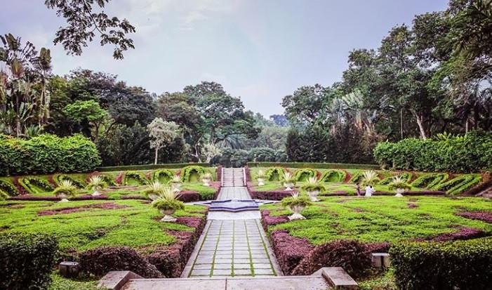lake gardens instagrammable spots kuala lumpur KL
