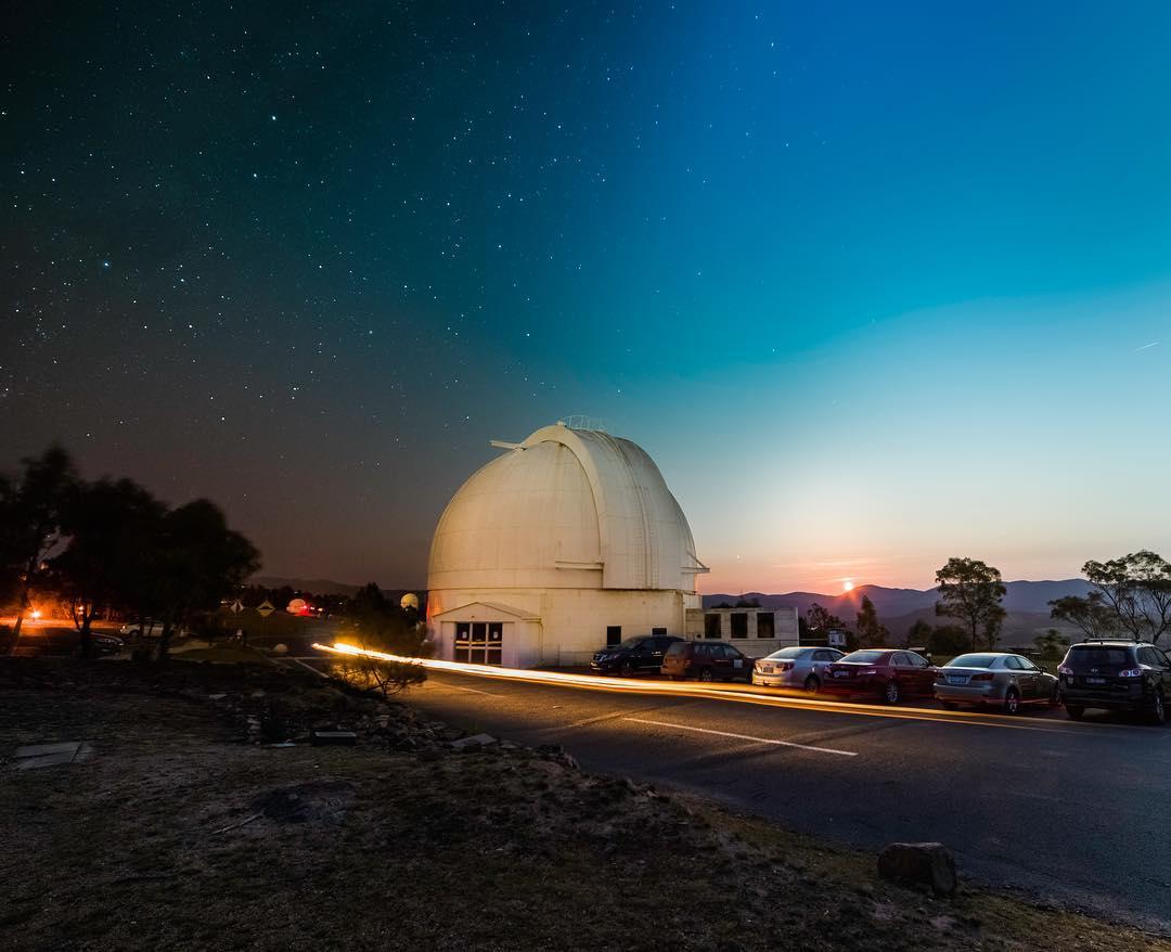 Australia and New Zealand Photogenic Nature Spots Mount Stromlo