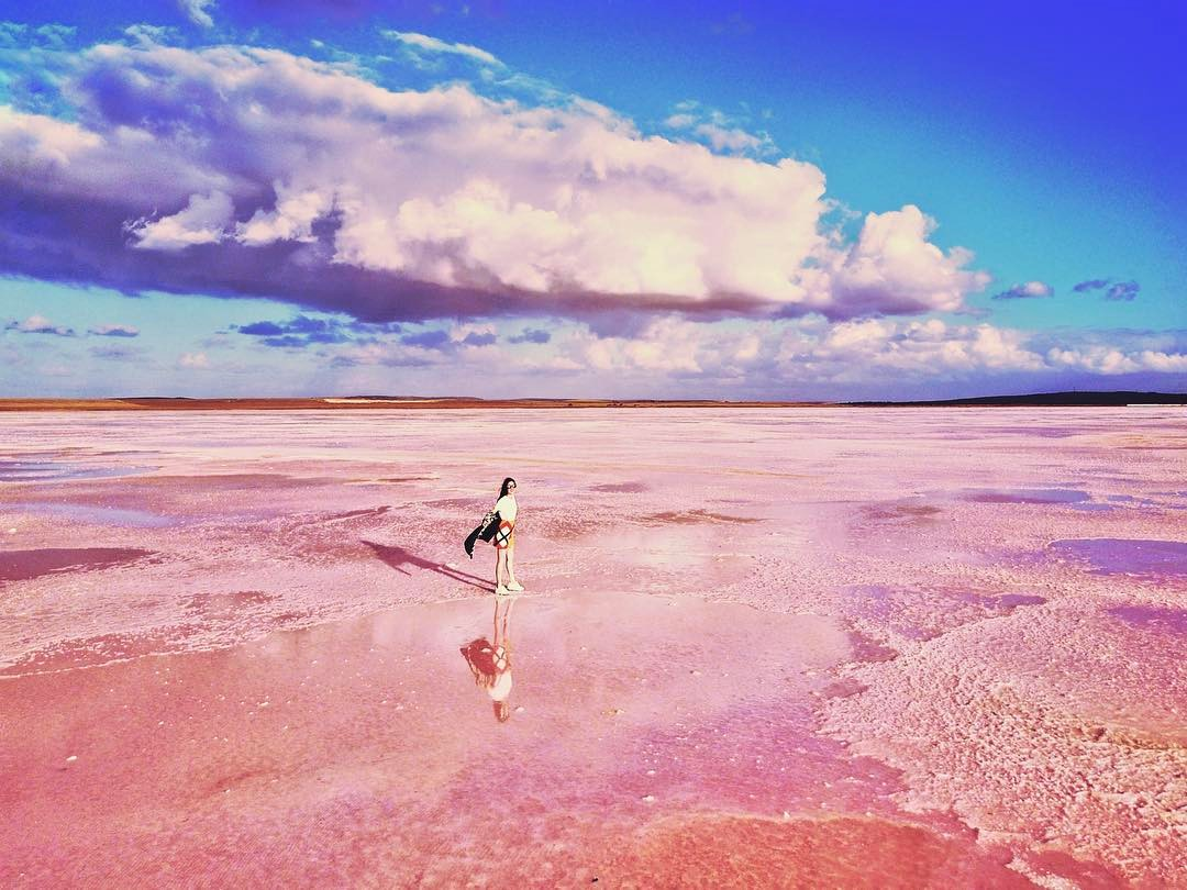 Australia and New Zealand Photogenic Nature Spots Lake Bumbunga