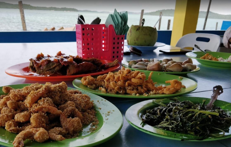 seafood jawa melayu kelong cheap batam seafood crab