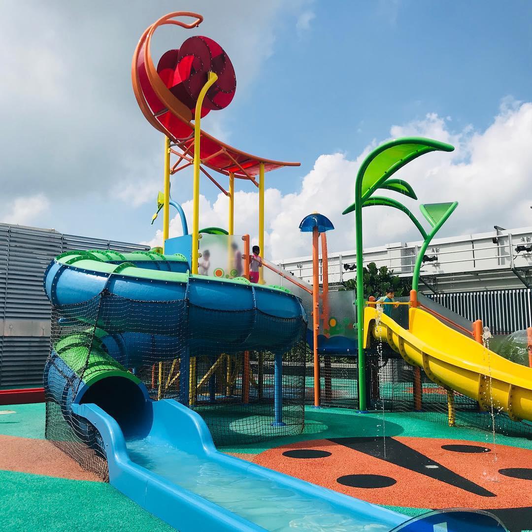 Kidz @ Wet Play Area