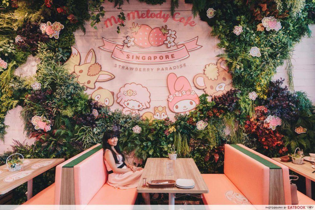 my melody cafe pink suntec city