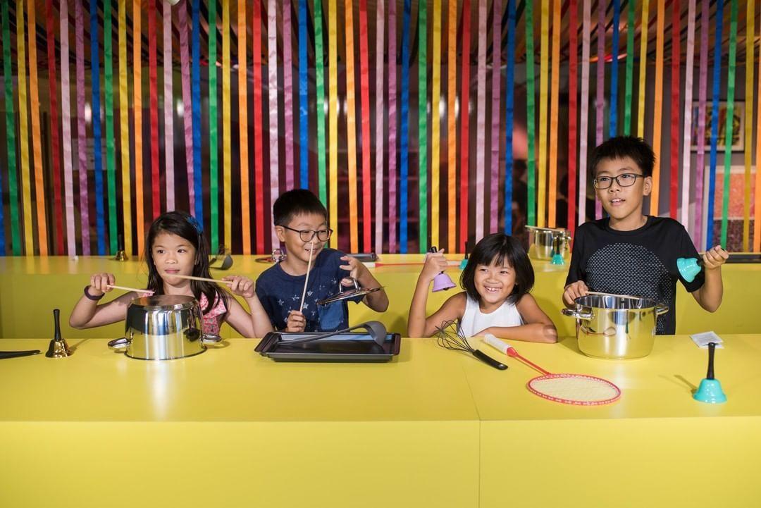 national gallery kids activities