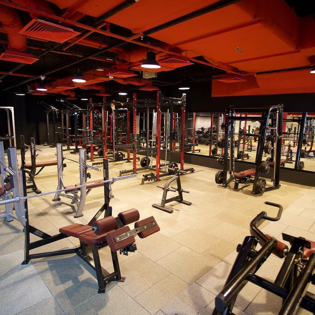 gymm boxx machines