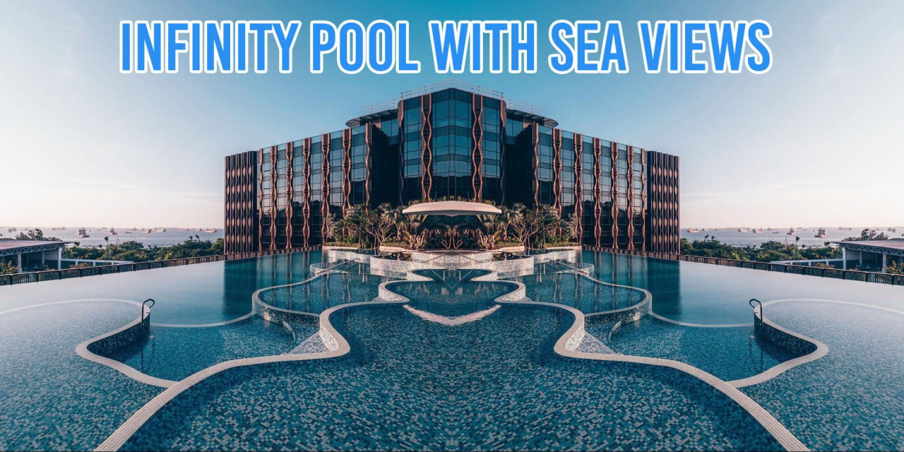 7 Hotels In Singapore With The Biggest Swimming Pools So